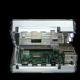 NEU!   Raspberry Pi 4 Premium Aluminium Gehäuse mit Passivkühler