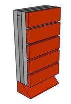Brick Clad Bat Box