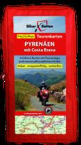 Tourenkarten Pyrenäen