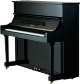 Piano vertical A. Geyer U123