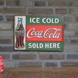 CY - 065 Coca - Cola Ice cold