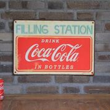 CY - 068 Coca - Cola Filling Station