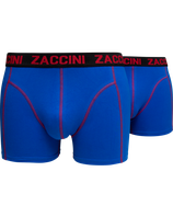 Herenshorts 2-pk royal blue