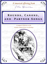 Rounds, Canons and Partner Songs