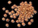 BIO-Tellerlinsen braun