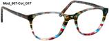 Damenbrillenfassungen von Johann von Goisern