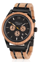 Chronograph Whisky Scotts Highland / WH01