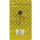 有機栽培 浅炒り ほうじ茶 50g入