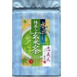 水出し恋美人(水出し抹茶&黒豆入玄米茶) 5g×20個入