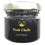 Posh Chalk Patina - Black