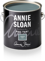 Annie Sloan Wall Paint Cambrian Blue