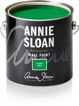Annie Sloan Wall Paint Schinkel Green