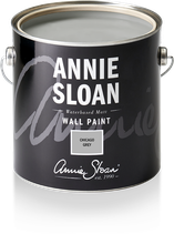Annie Sloan Wall Paint Chicago Grey