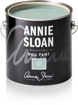 Annie Sloan Wall Paint Upstate Blue
