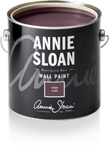 Annie Sloan Wall Paint Tyrian Plum