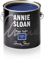 Annie Sloan Wall Paint Napoleonic Blue