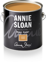 Annie Sloan Wall Paint Carnaby Yellow