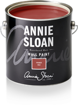 Annie Sloan Wall Paint Primer Red