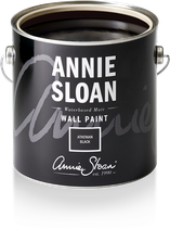 Annie Sloan Wall Paint Athenian Black