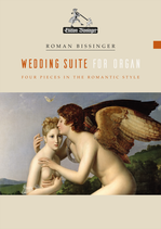 Wedding Suite for Organ (Hochzeits-Suite für Orgel)