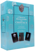 L'Oracle divinatoire des Cristaux - Coffret livret + cartes du produit