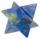 Etoile Merkaba Lapis Lazuli - 4 cm