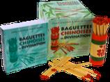 Baguettes chinoises de divination - Coffret cube
