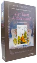 Le Tarot Lenormand - Oracle divinatoire - Coffret livret + jeu