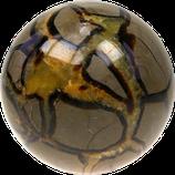 Sphère Septaria Madagascar - 4 cm