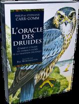 L'Oracle des Druides (Coffret livre + 33 cartes)