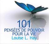 101 pensées de pouvoir pour la vie - Livre audio
