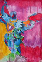 Rencontre et création avec mon Ange gardien