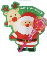 Santa Lollipop Holders