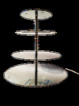 Cakeflex Tortenetagere/Tortenständer stufenlos verstellbar