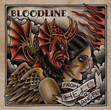 "CD - BLOODLINE ""From Hell to Angel"""