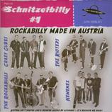 "7"" EP - Various Artists SCHNITZELBILLY VOL. 2 ""Rockabilly Made in Austria"""