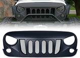 Jeep Transformers Black Grille