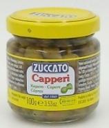 Capperi, Zuccato, 100 gr.