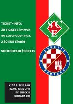 Tickets SC Eilbek II