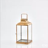 EDG Lanterna oro quadrata