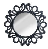 Specchio Musa Nero