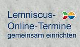 Lemniscus-Online-Terminbuchung gemeinsam einrichten
