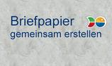 Briefpapier gemeinsam erstellen