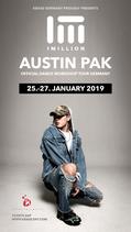 1MILLION Austin Pak Dance Workshop Tour Ticket