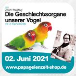 Aufzeichnung Vortrag: Geschlechtsorgane und Geschlechtshormone - 02. Juni 2021