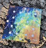 "Kunstdruck Legeplatte ""Kaleidoskop"""
