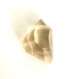 Citrin-Kristall mit Bohrung