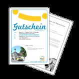 Gutschein Trabi-Miete