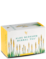 INFUSION Fleur d'Aloes FOREVER  25 Sachets REF: 200
