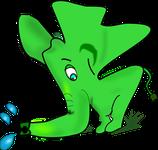 Green Elefant  30 ml /50 ml /100 ml